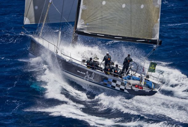 The RP66 Alive in the Melbourne - Vanuatu Race.Photo Peter Campbell.