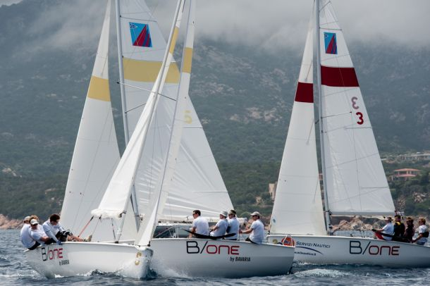 Invitational Team Racing Challenge. Photo © Francesco Nonnoi/YCCS.