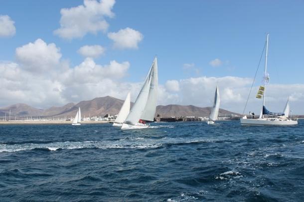 Christmas Caribbean Rally. Photo Sailing Rallies.