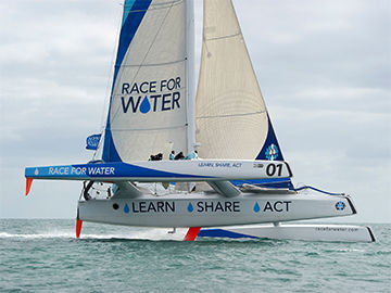 Race For Water MOD70