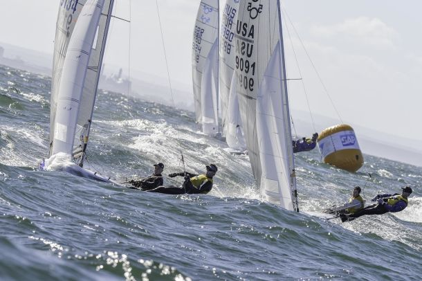 505 Worlds South Africa. Photo Christophe Favreau.