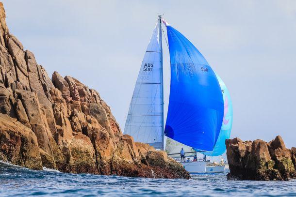 Sail Port Stephens. Photo Craig Greenhill/Saltwater Images.