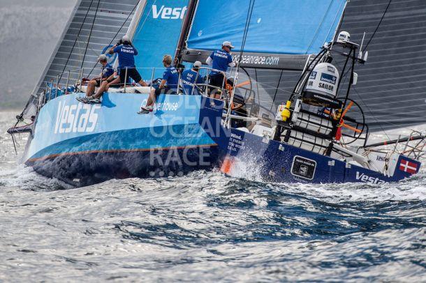 Team Vestas Wind. Photo VOR