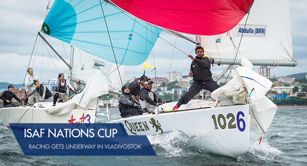 ISAF Nations Cup. Photo ISAF.