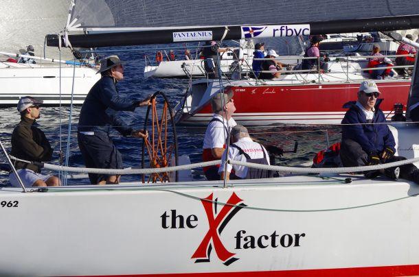 The X Factor. Photo Rick Steuart