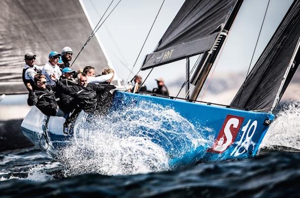 Bronenosec Sailing Team