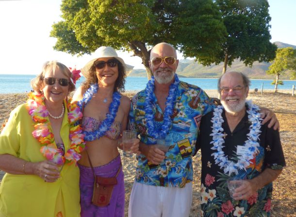 Having fun in the Whitsundays. Photo Multihull Solutions.