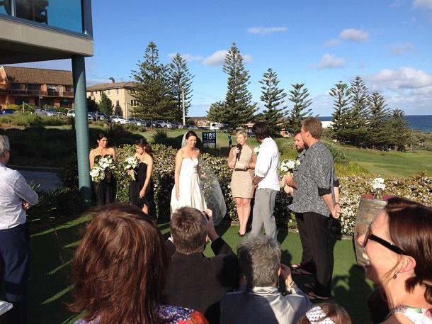 Kimberley Wilmot wedding September 2015
