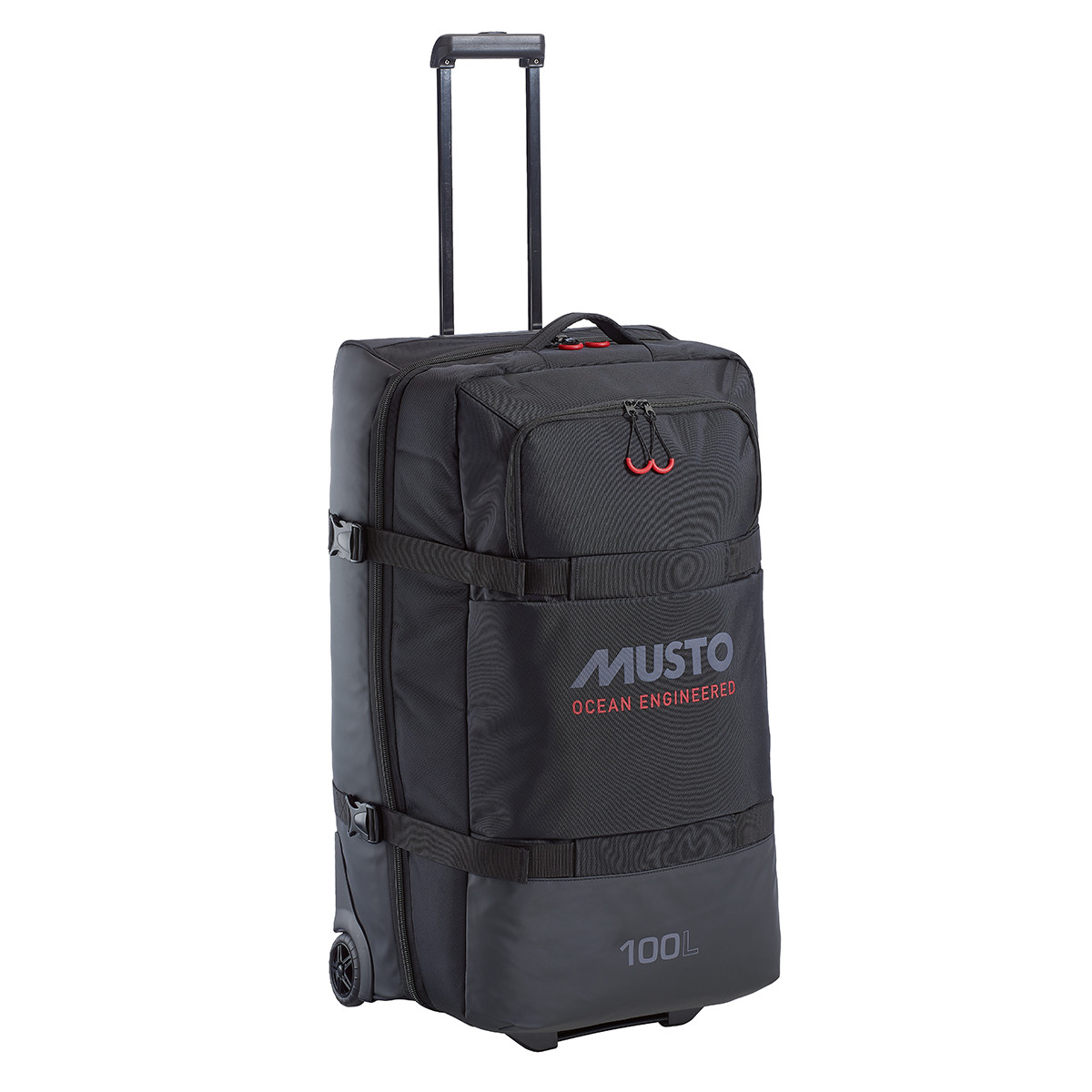 Musto Clam Case ready for travel.