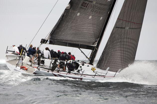 Cougar II – built for offshore racing. Credit Andrea Francolini
