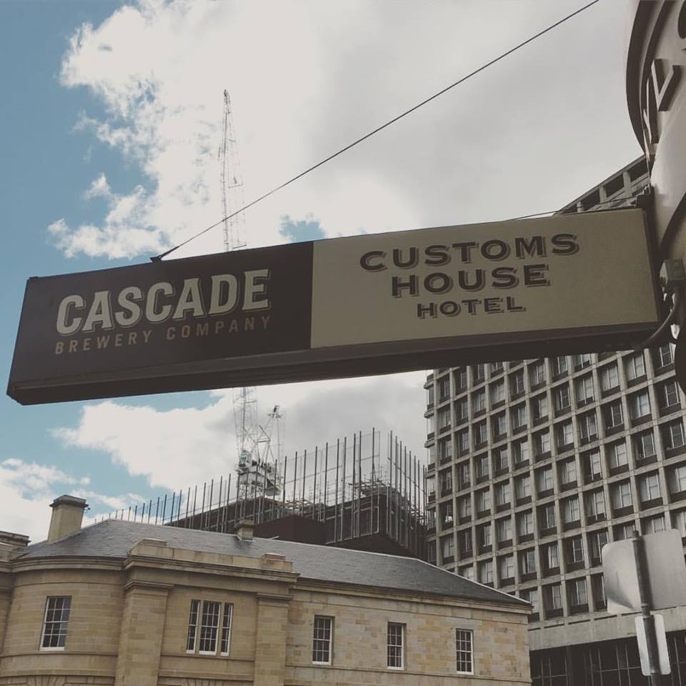 The Customs House Hotel is a favourite among sailors.