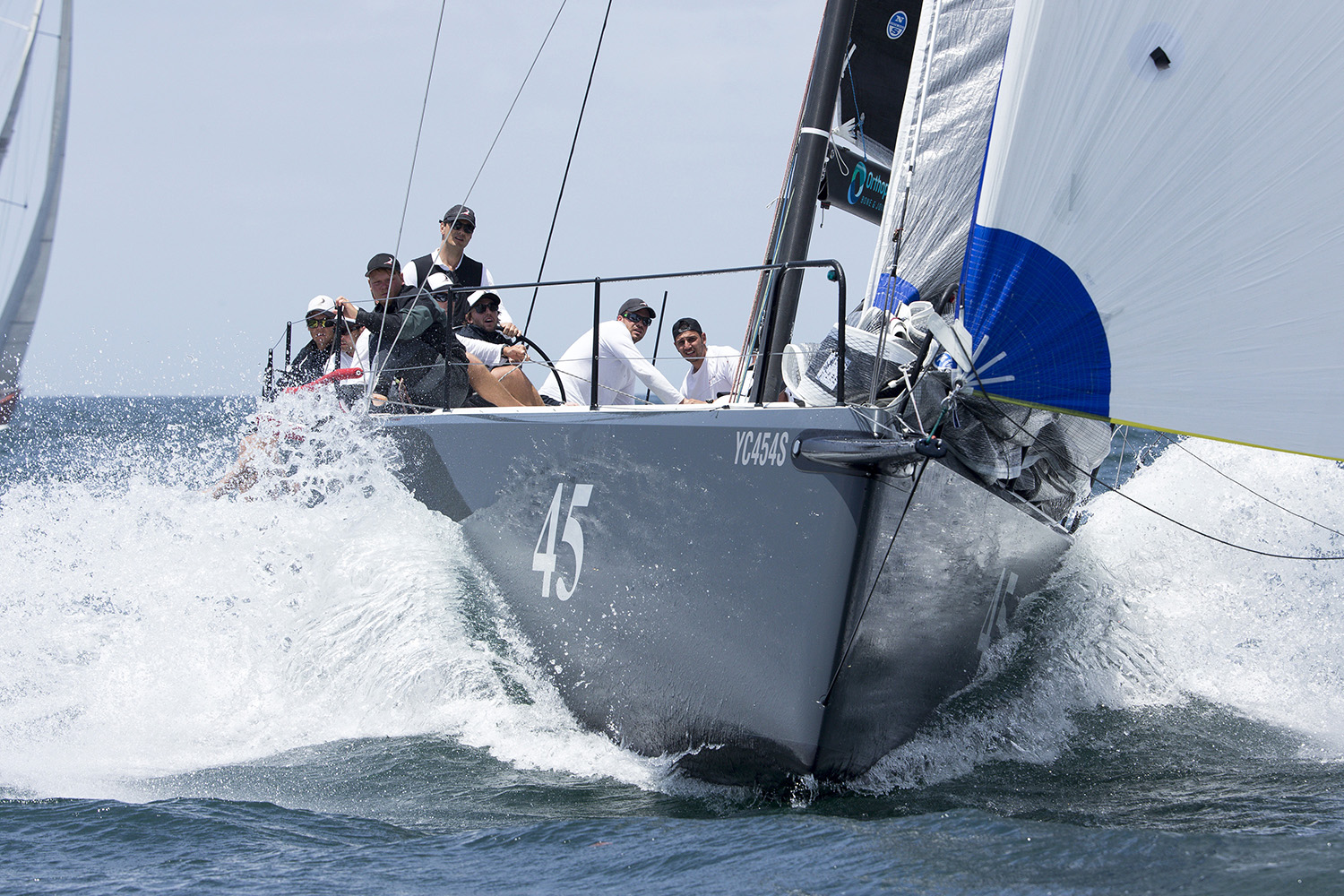 Concubine during the CYCA Trophy. Photo Andrea Francolini.