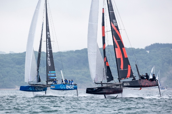Two GC32s will race at Bay of Islands Race Week 2016.