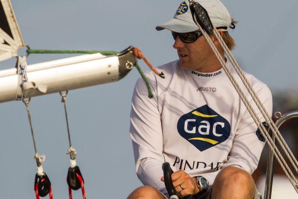 Ian Williams of GAC Pindar. Photo Robert Hadjuk.