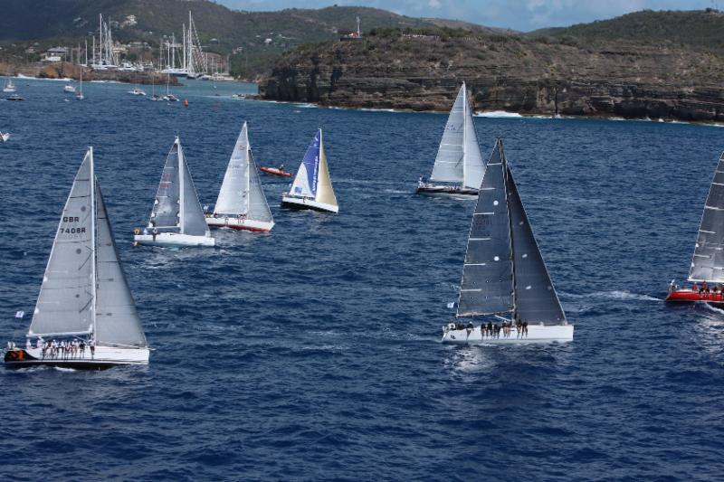 First to start the 2016 RORC Caribbean 600: CSA