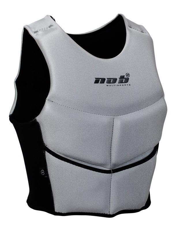 NOB PFD is not marked to comply with Australian standards.