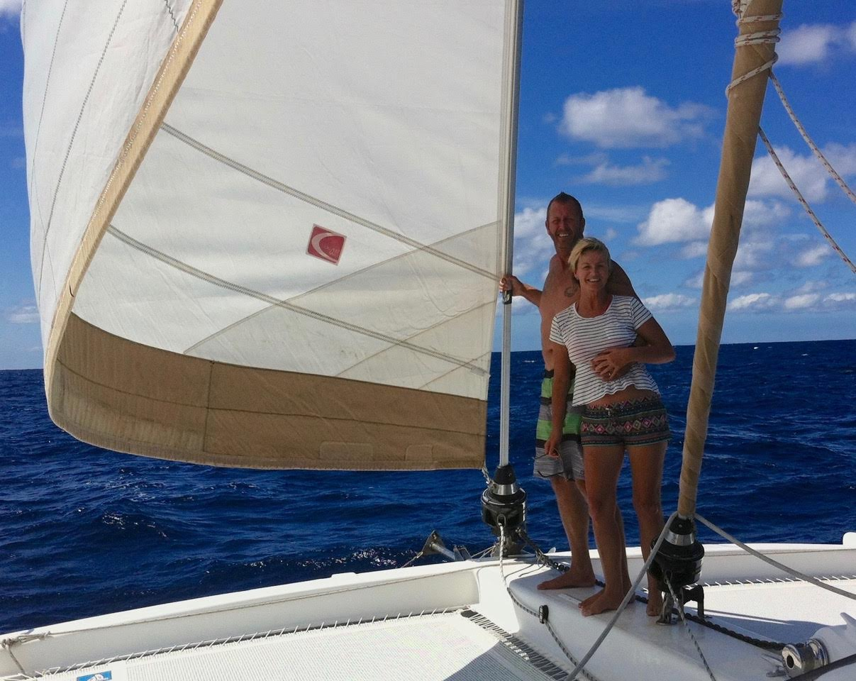 John & Leanne Hembrow