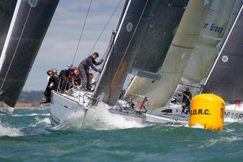 A packed line-up of races for the 2016 RORC domestic season
