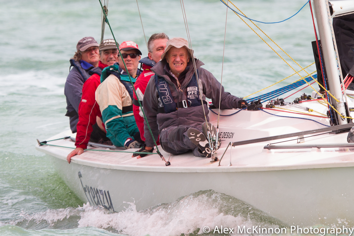 Racing at the Club Marine Series. Photo Alex McKinnon.