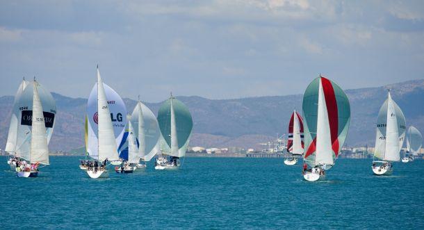 Magnetic Island Race Week. Photo John de Rooy.