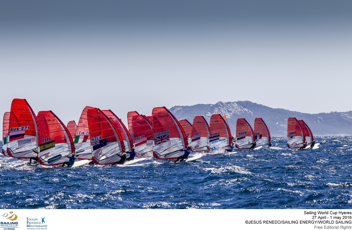RSX Womens start just a teaser of the action expected at Rio