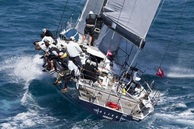 Alive is also a new entry at Airlie Beach Race Week. Photo Andrea Francolini.