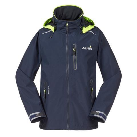 Musto True Navy Solent jacket