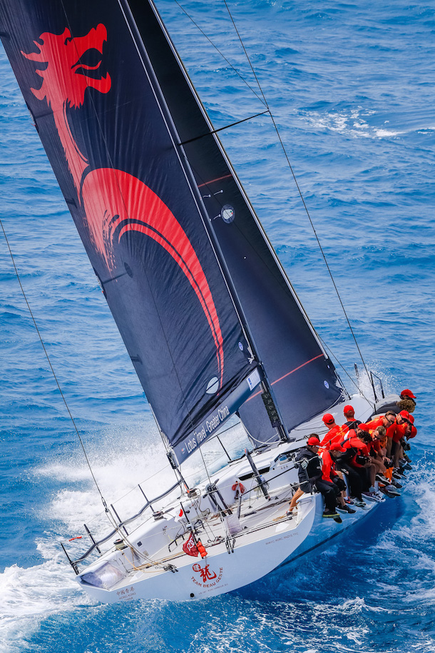 Beau Geste at the 2015 IRC Australian Championship. Photo Craig Greenhill/Saltwater Images.