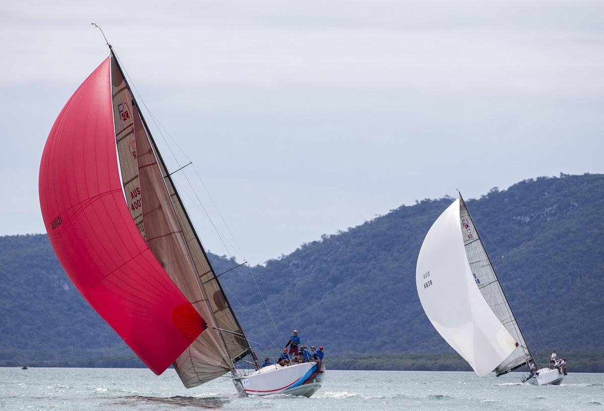 Racing at Magnetic Island Race Week. Photo Andrea Francolini.