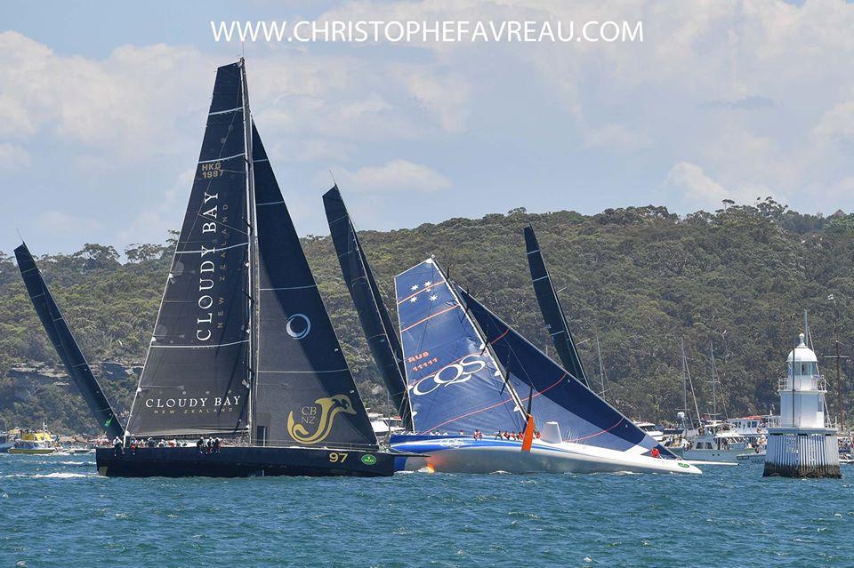 CQS on her side - Christophe Favreau pic.