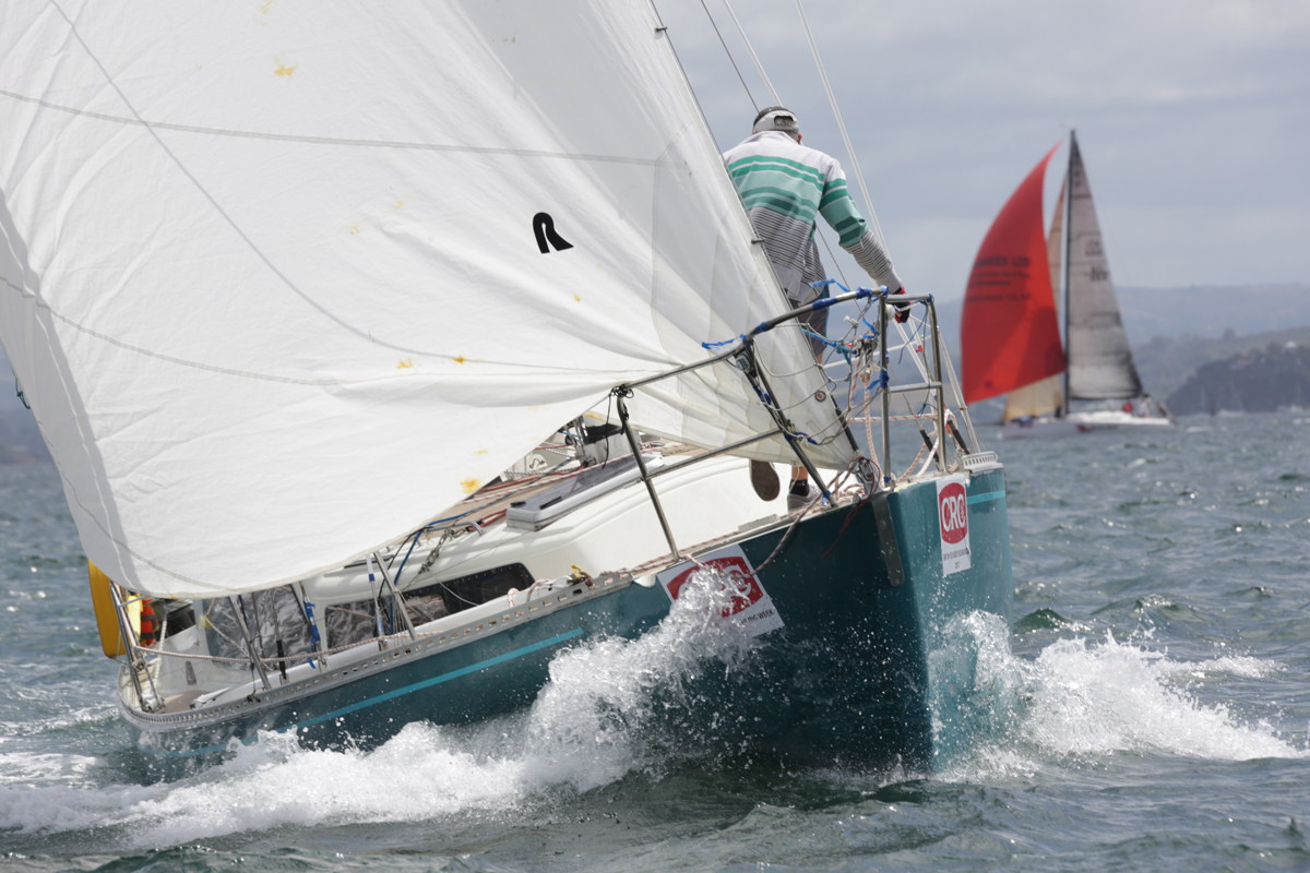 Bay of Islands Sailing Week. Photo Will Calver.