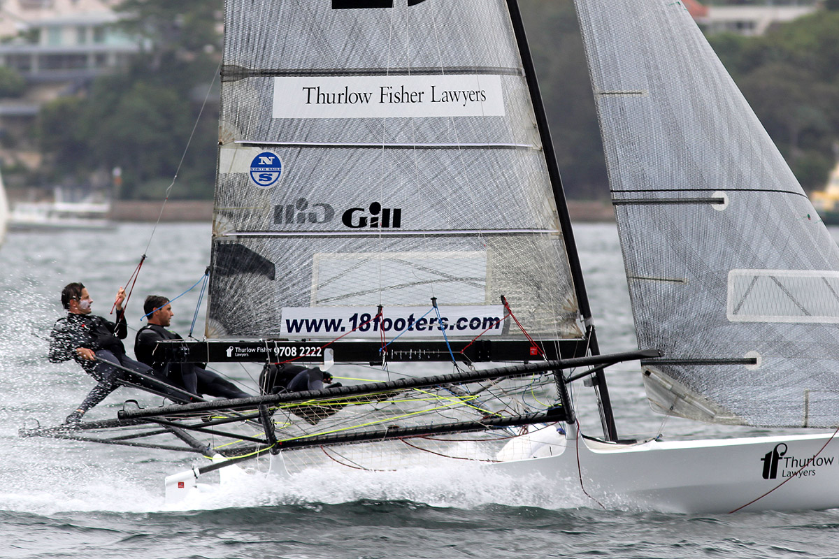 Thurlow Fisher Lawyers are the 2017 JJ Giltinan Champions. Photo Frank Quealey.