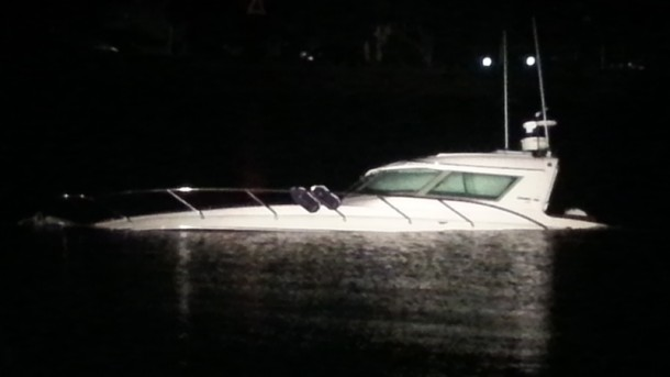 The powerboat boat