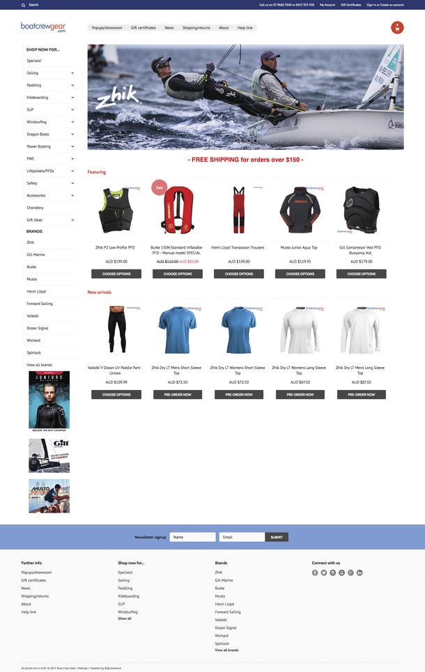 BoatCrewGear.com