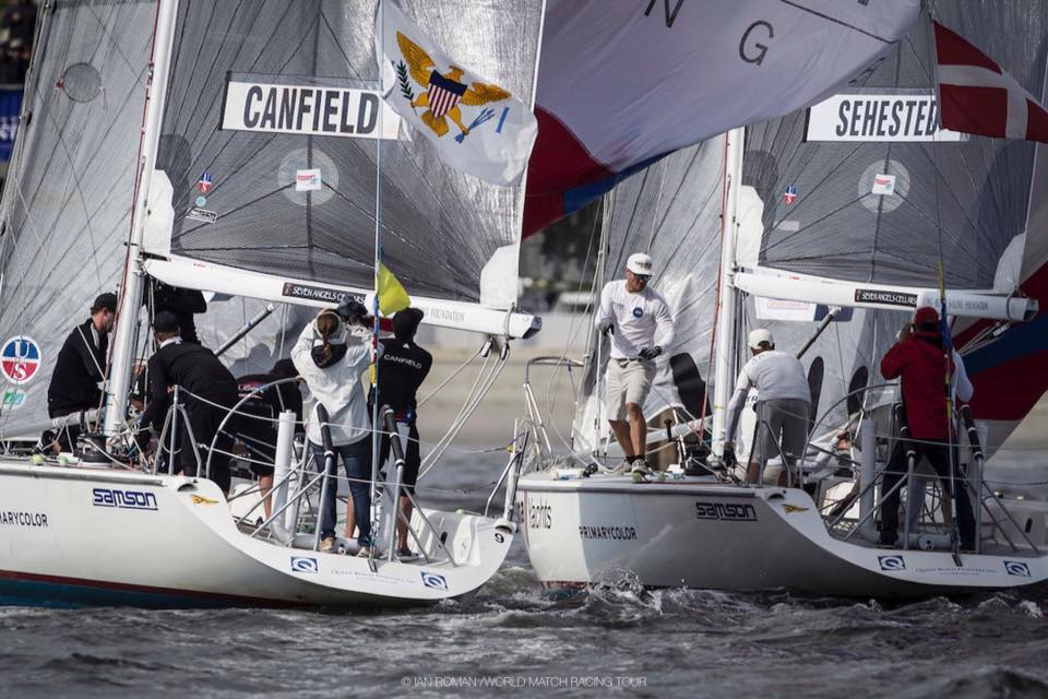 Congressional Cup 2017. Photo Lloyd Images.