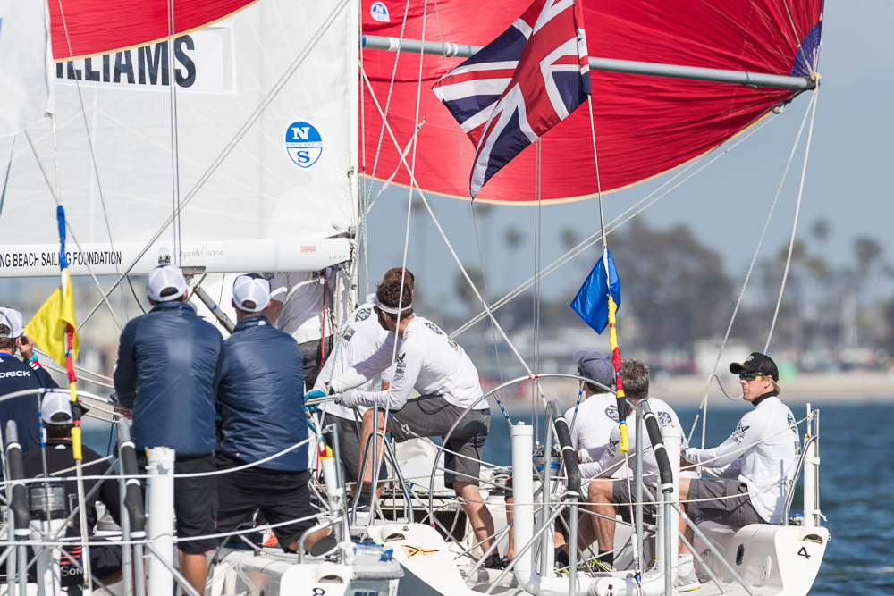 Racing at the Congressional Cup. Photo WMRT Media.