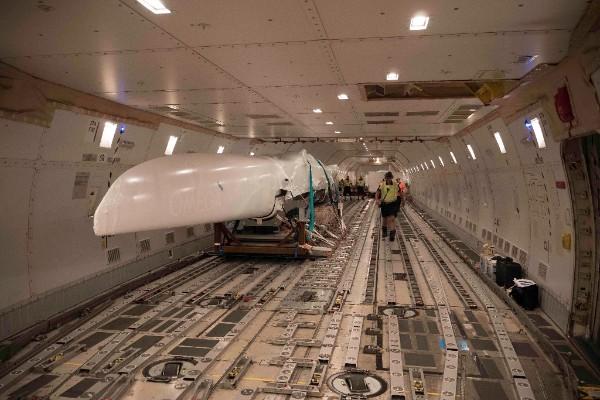 ETNZ takes off for Bermuda