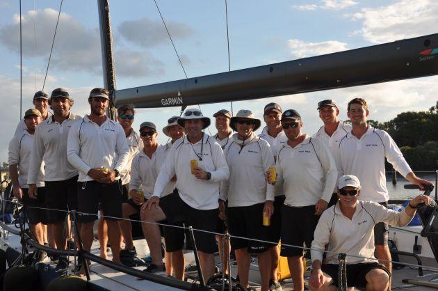 The winning Ichi Ban team. Photo QCYC.