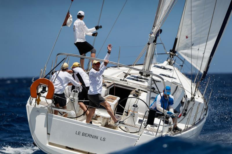 Le-Bernin-leads-CSA Bareboat-Division-3---Paul-Wyeth-pic.