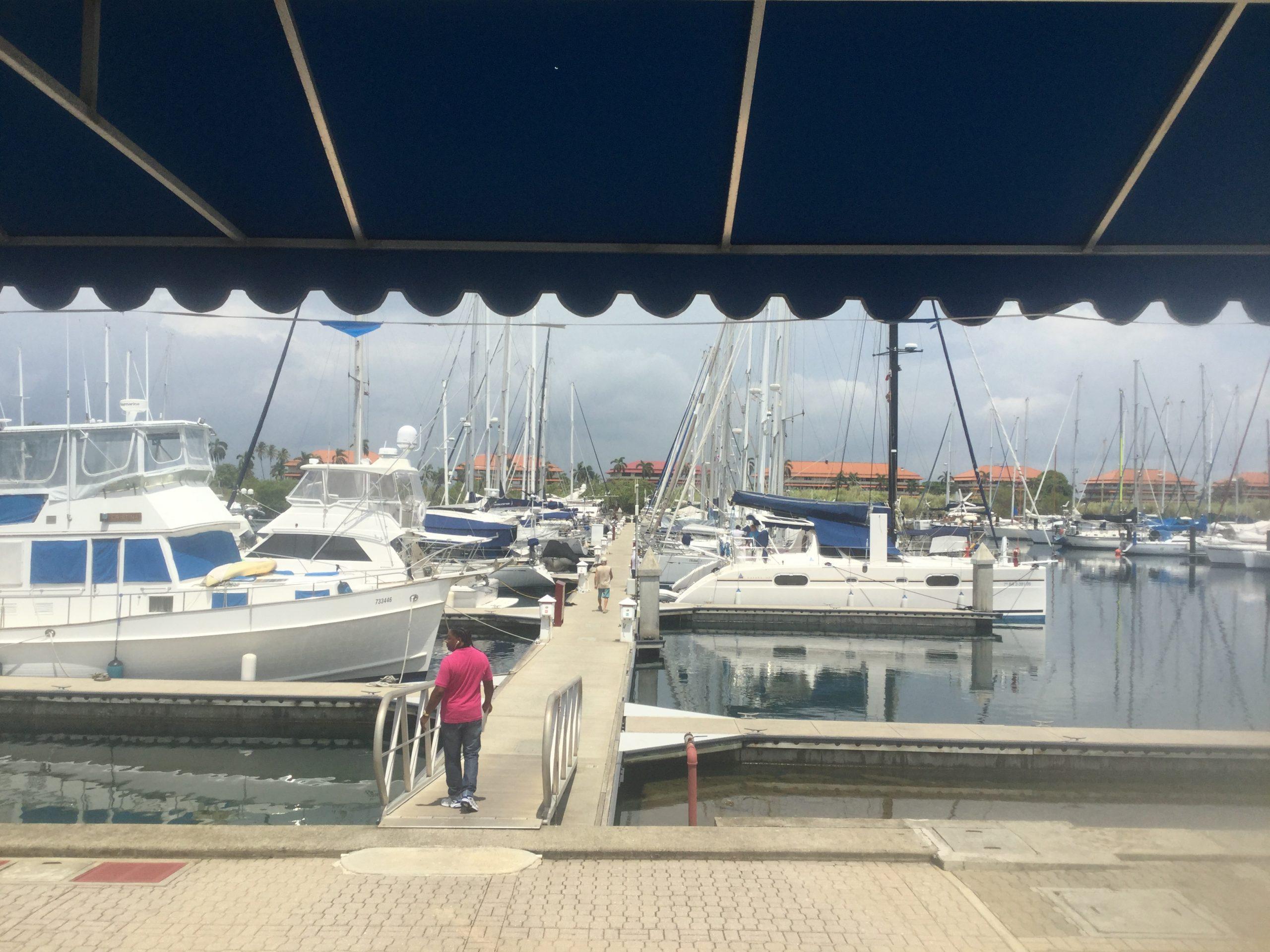 Shelter Bay Marina