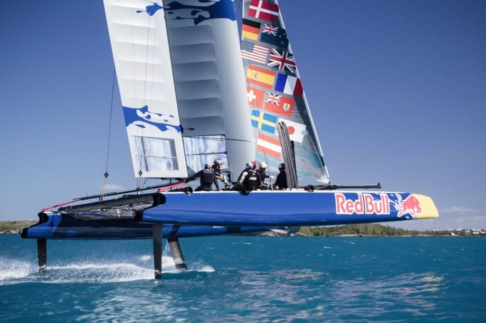 Youth America's Cup. Photo ACEA.