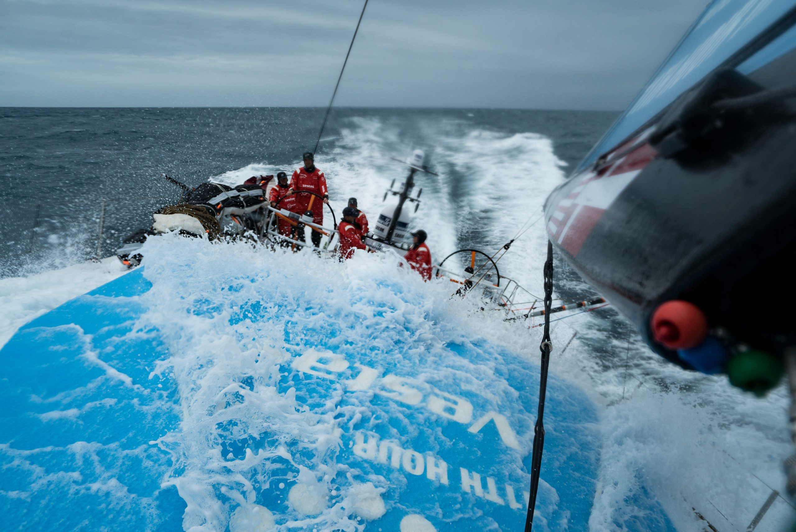 Coming up to speed on Vestas---Will-Suto/VOR-pic