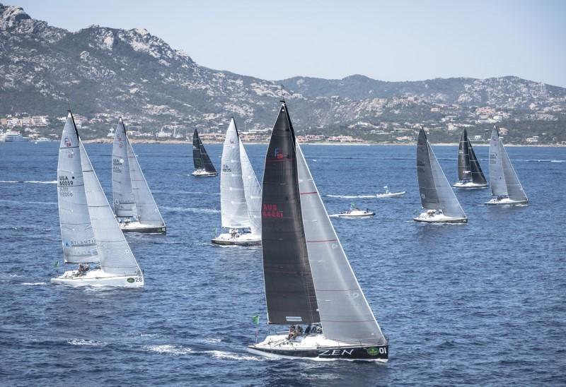 Gordon-Keltelbeys-Zen-leads-the-fleet---Kurt-Arrigo/Rolex