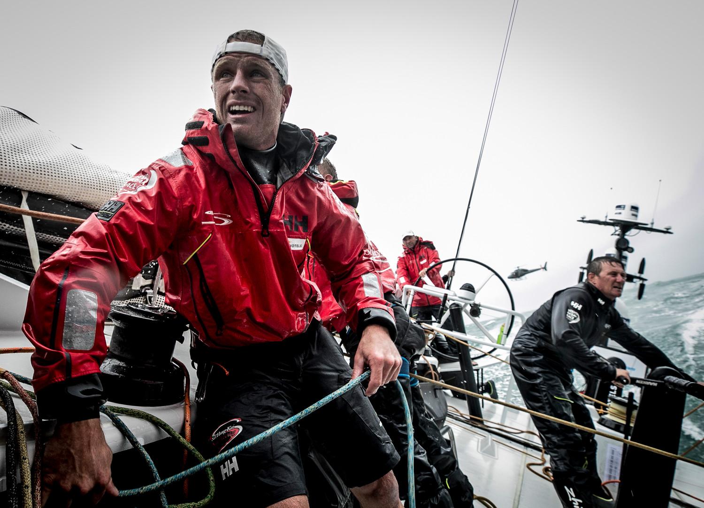 Scallywag. Photo Konrad Frost/Volvo Ocean Race.