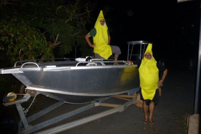 Bananas are considered bad luck on fishing boats