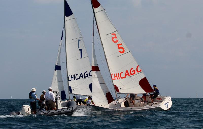 Chicago Match Race.