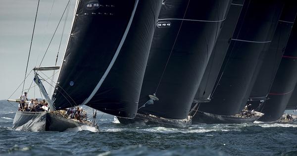 J Class Worlds. Photo Onne van der Wal