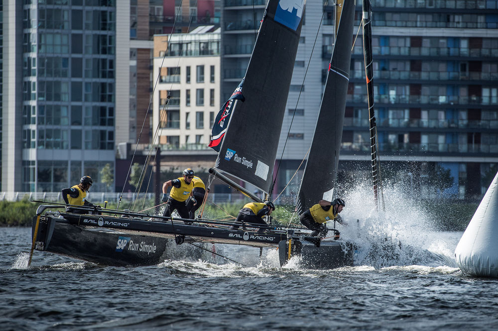 SAP-Extreme-Sailing-Team-top-the-Act-leaderboard---Lloyd-Images