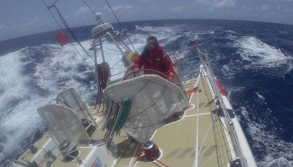Clipper Race Atlantic Ocean