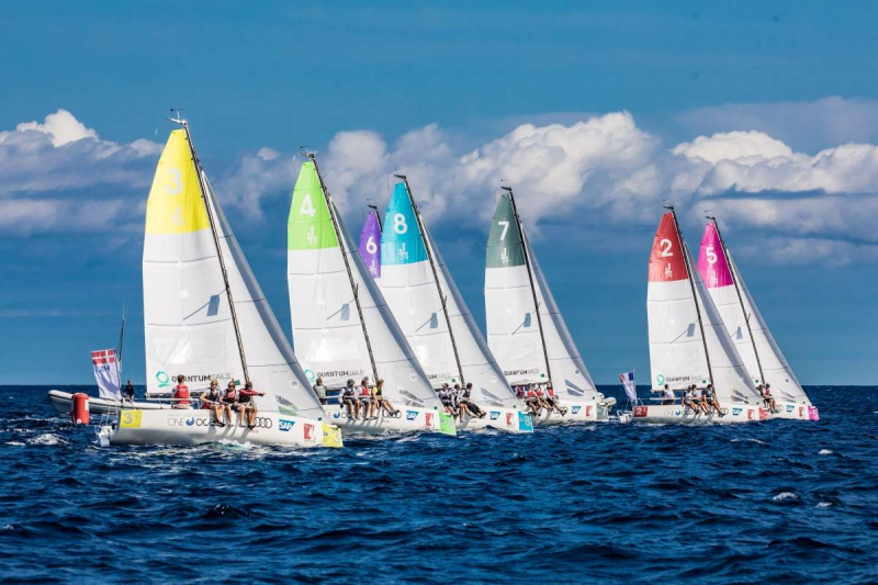 Lining-up-for-the-start---SCL/Lars-Wehrmann pic